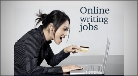 ways to make money from home writing jobs get paid to write online